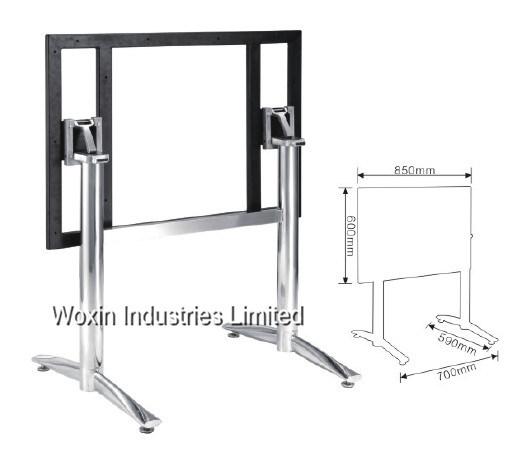 Stainless Steel Folding Table Leg (33)