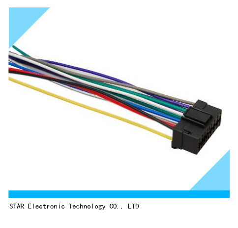 [DIAGRAM_34OR]  China Hqrp 16 Pin Jvc Car Stereo Radio Wire Harness Plug Cable - China 16  Pin Wire Harness, Cable Harness Assembly | Jvc Car Radio Wiring |  | Shanghai Star Electronic Technology Co., Ltd.