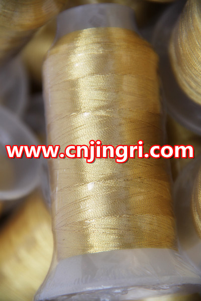 50gram Packing of Metallic Yarn pictures & photos