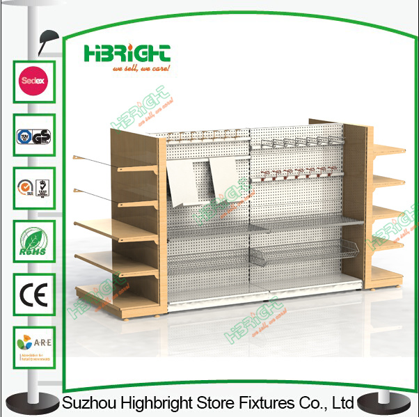 Retail Store and Supermarket Equipment Store Fixture pictures & photos