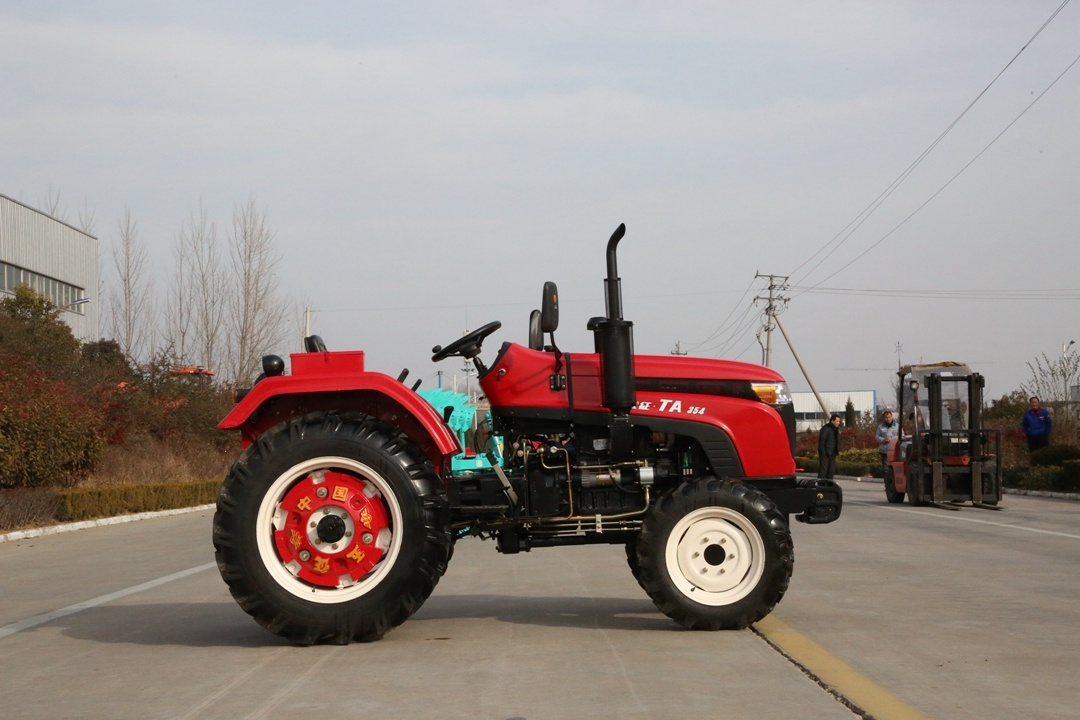 35HP 4 Wheel Tractor pictures & photos