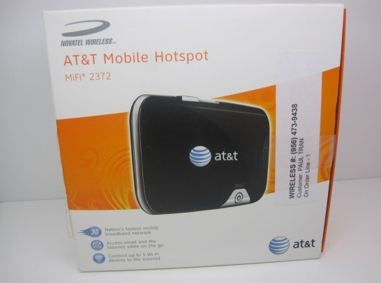 [Hot Item] Huawei at&T Router Mobile Hotspot for Mifi 2372