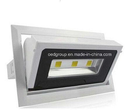 Genial Adjustable LED Rectangular Shop Light 30W LED Downlight