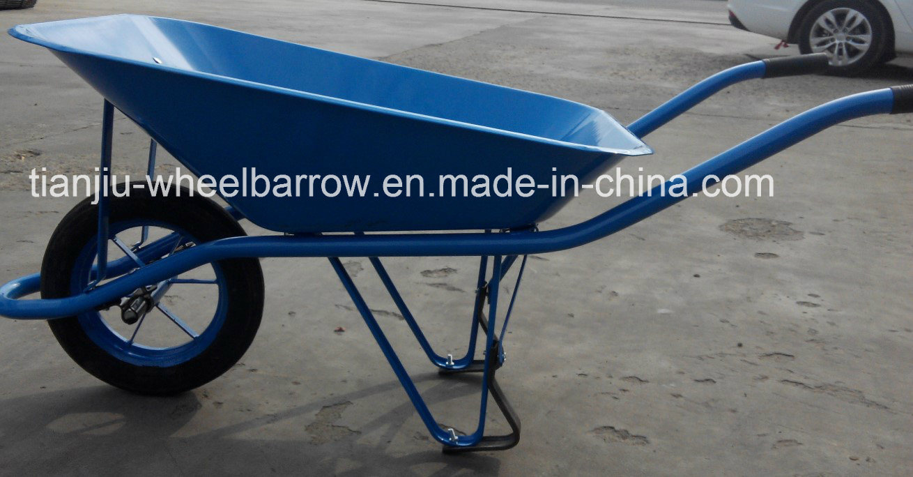 West Africa Market Wheel Barrow Wb6400s