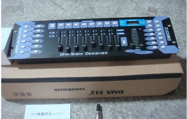 Sale International Standard DMX512 Computer Controller for PAR Stage Lights Consoles DJ 512 DMX Controller Equipment Disco pictures & photos