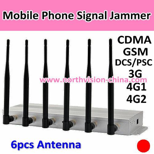 [Hot Item] Long Range Mobile Phone Signal Jammer