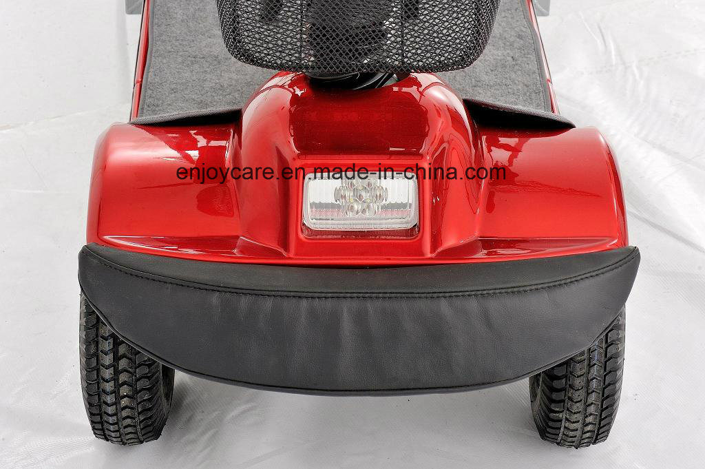 Four Wheel Double Seat Electric Scooter Mobility Scooter (EML46H) pictures & photos