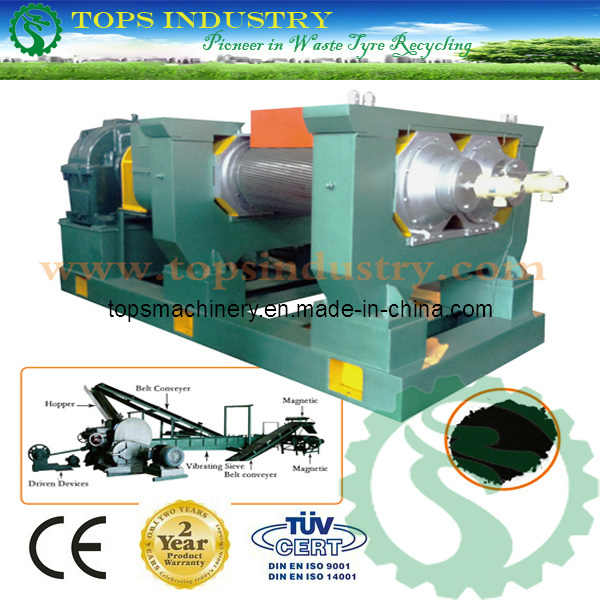 Durable Double Shafts Waste Tire Shredder (SLPS-1200) pictures & photos