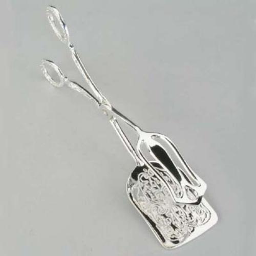 China Grand Silver Plated Pastry Tong (EA 10050 D) - China
