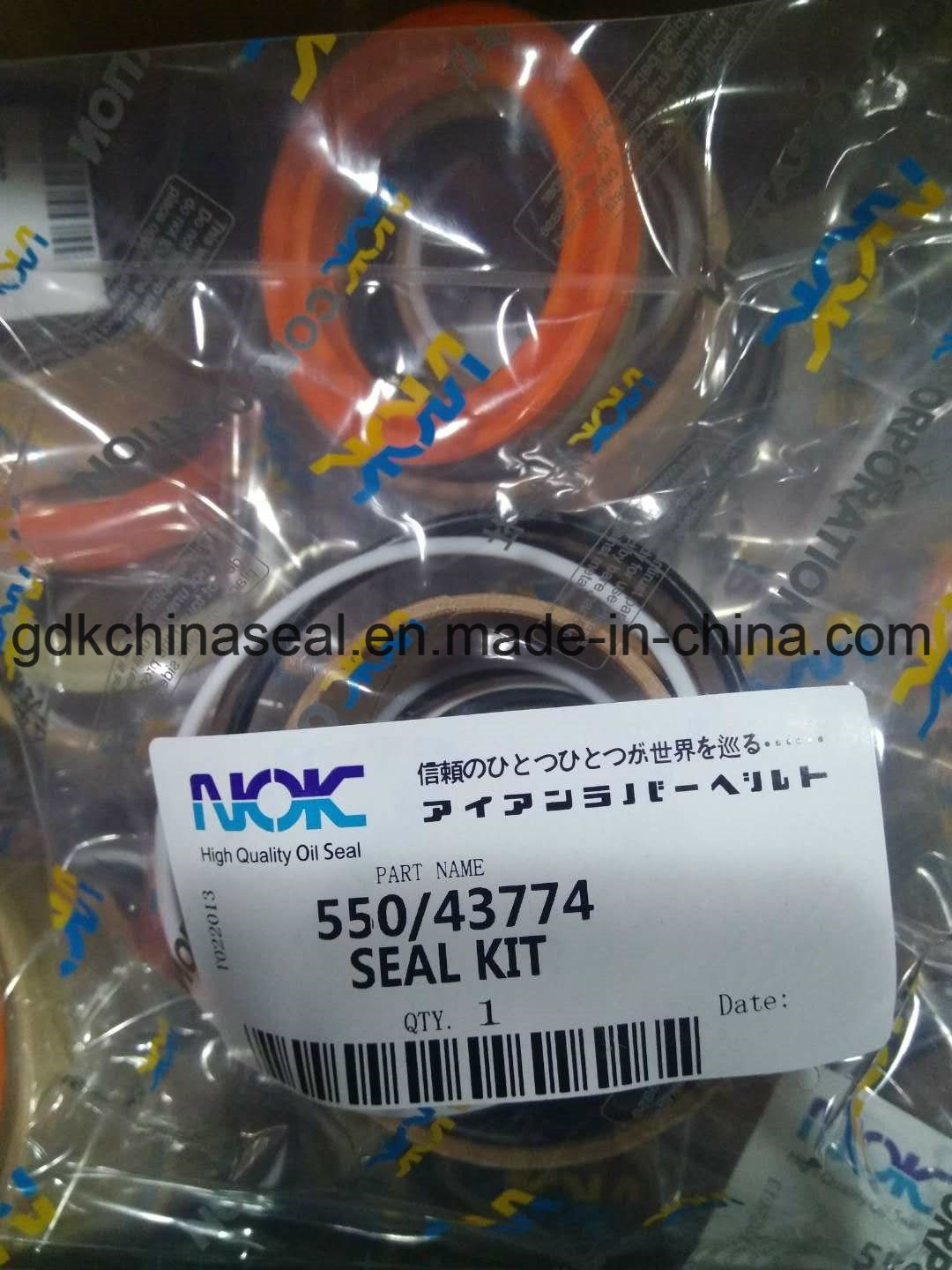 China Jcb Spare Parts Seal Kit for 3dx 550/43774 Photos & Pictures ...