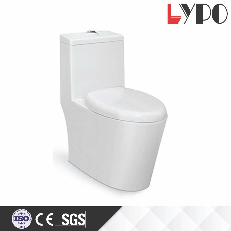 China Chaozhou Manufacturer One Piece Washdown Toilet Dual Flushing ...