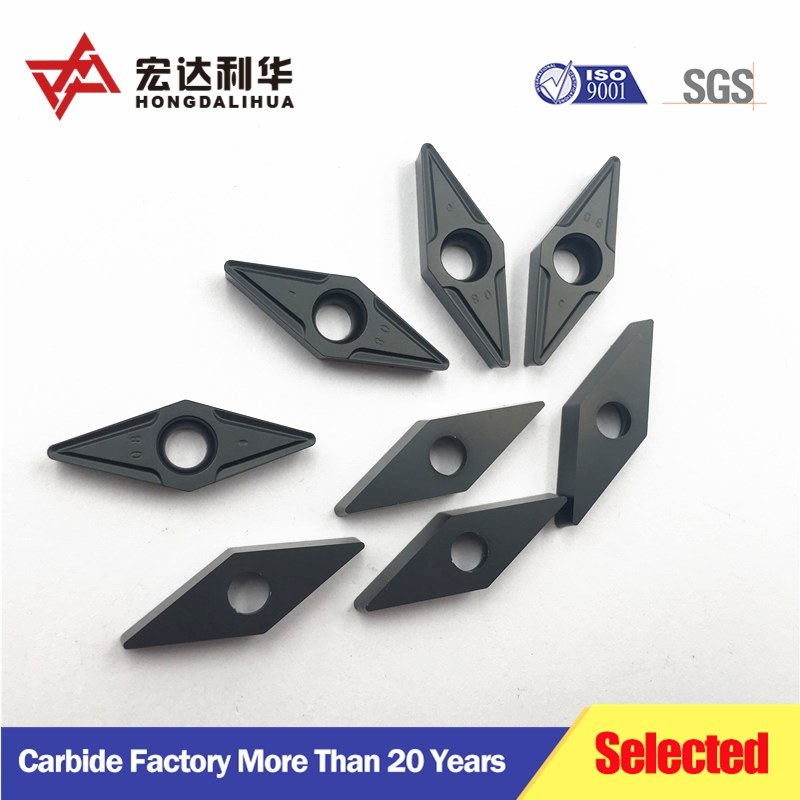 Tungsten Carbide CNC Turning Inserts pictures & photos