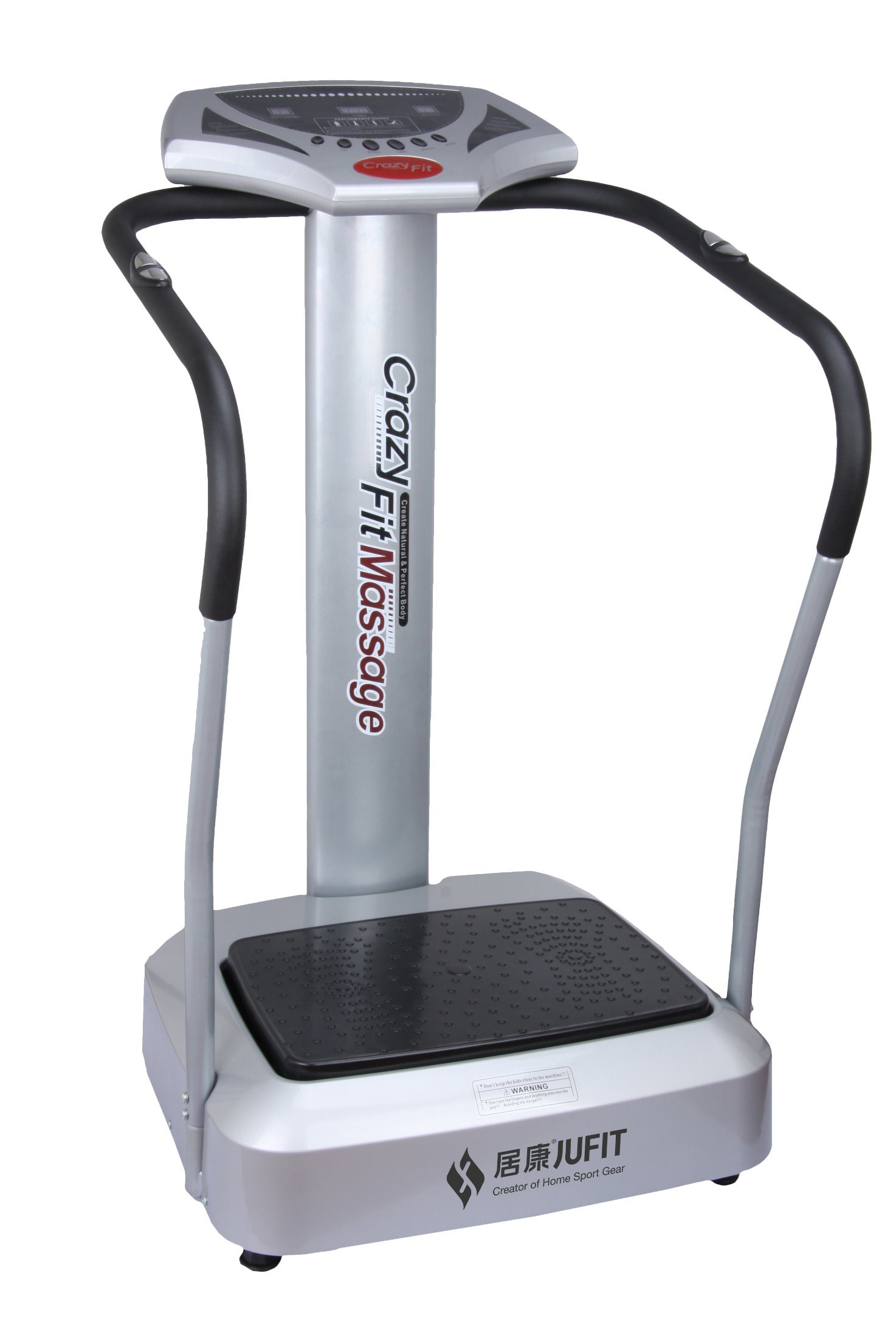 עדכני China JUFIT Crazy fit massage machine/Body Slim Fitness Vibration IZ-51