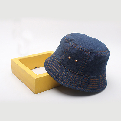 China Fashion Denim Fishing Bucket Hat with Customed Logo - China ... 6974ba29b3a