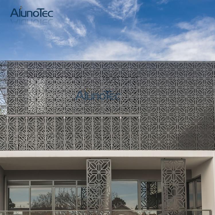 China External Wall Cladding Panels Decorative Metal