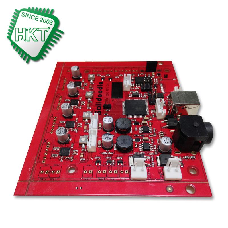 china oem pcba design pcb assembly lcd tv circuit board assembly pcb