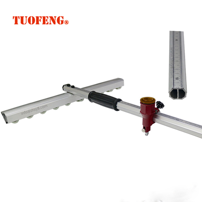 Carbide Wheel Flute Portable Professional Glass Cutter Cutting Tool