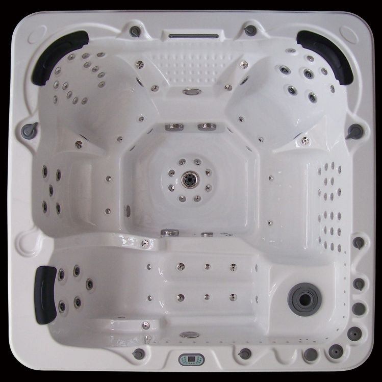 China Outdoor Hot Tub SPA Jacuzzi With Foot Massage Jets (JCS-06 ...