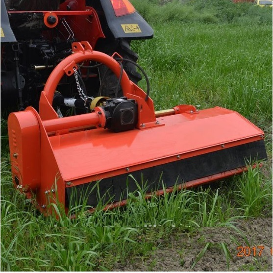China Tractor Three Point Flail Mower Powered by Pto Available with