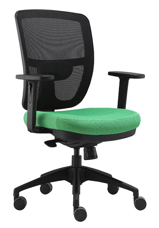 Medium Mesh Back Cushion Office Chair