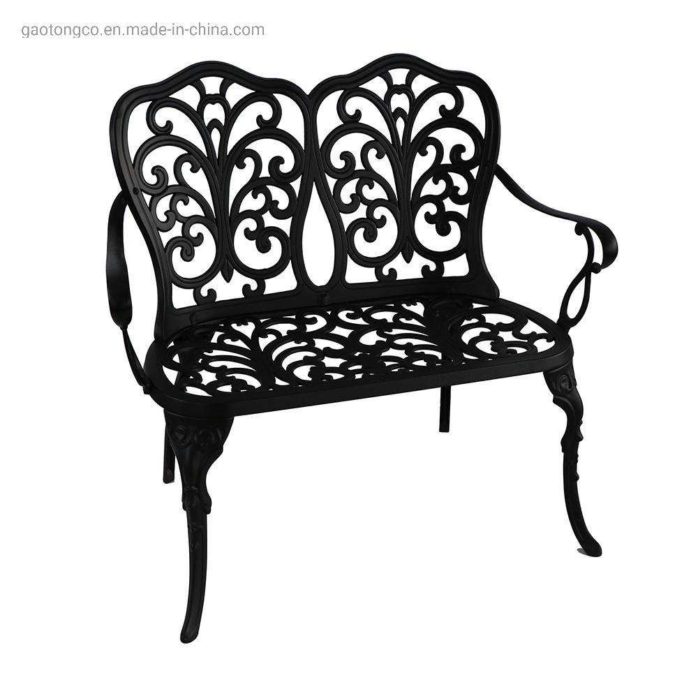 Favorite Garden Chairs Black Metal