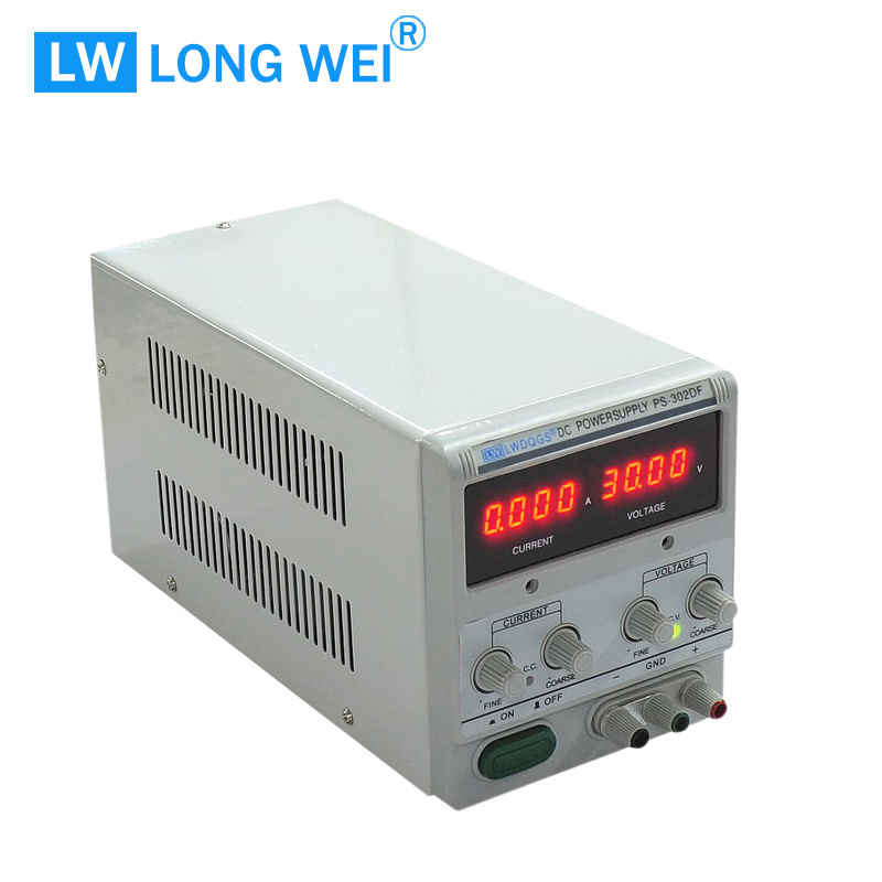 60W PS302df Digital Adjustable Regulated Stabilizer DC Power Supply