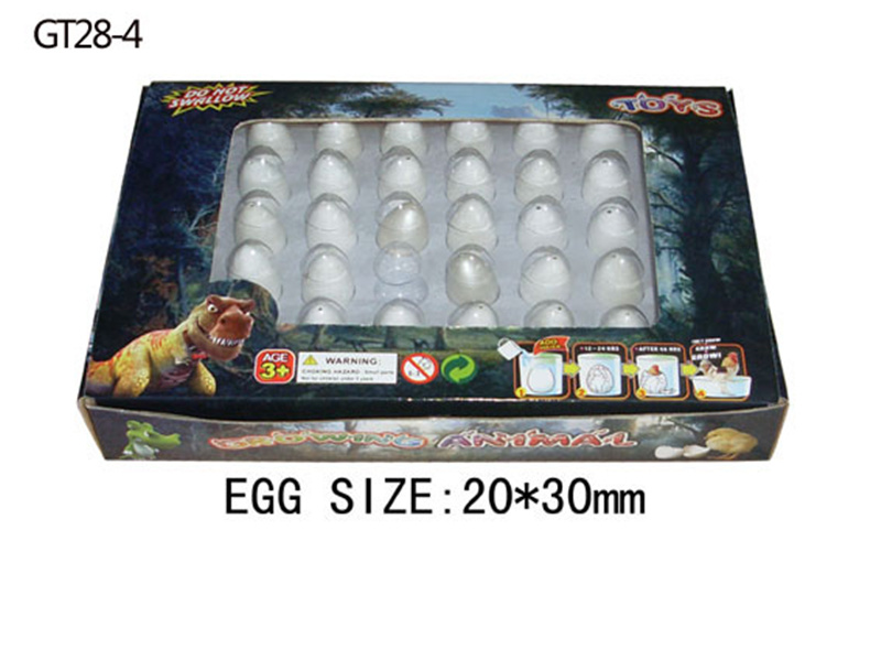 Factory Supplier Growing Dinosaur Egg Toys Magic Toys pictures & photos