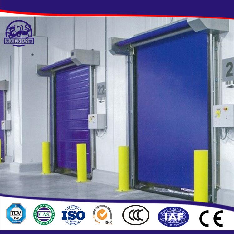 Chinese Supplier Energy-Efficient Automatic PVC Fast Doors - China Industrial Door High Speed Door  sc 1 st  Shanghai Meiman Door Co. Ltd. & Chinese Supplier Energy-Efficient Automatic PVC Fast Doors - China ...