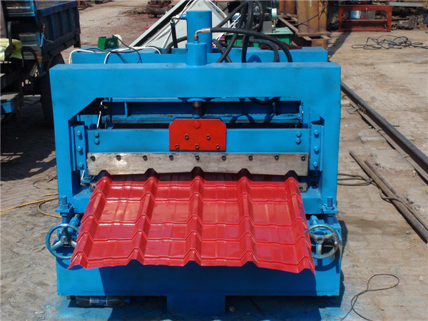 840 Automatic Press Tiles Making Machine Glazed Tile Making Machine pictures & photos