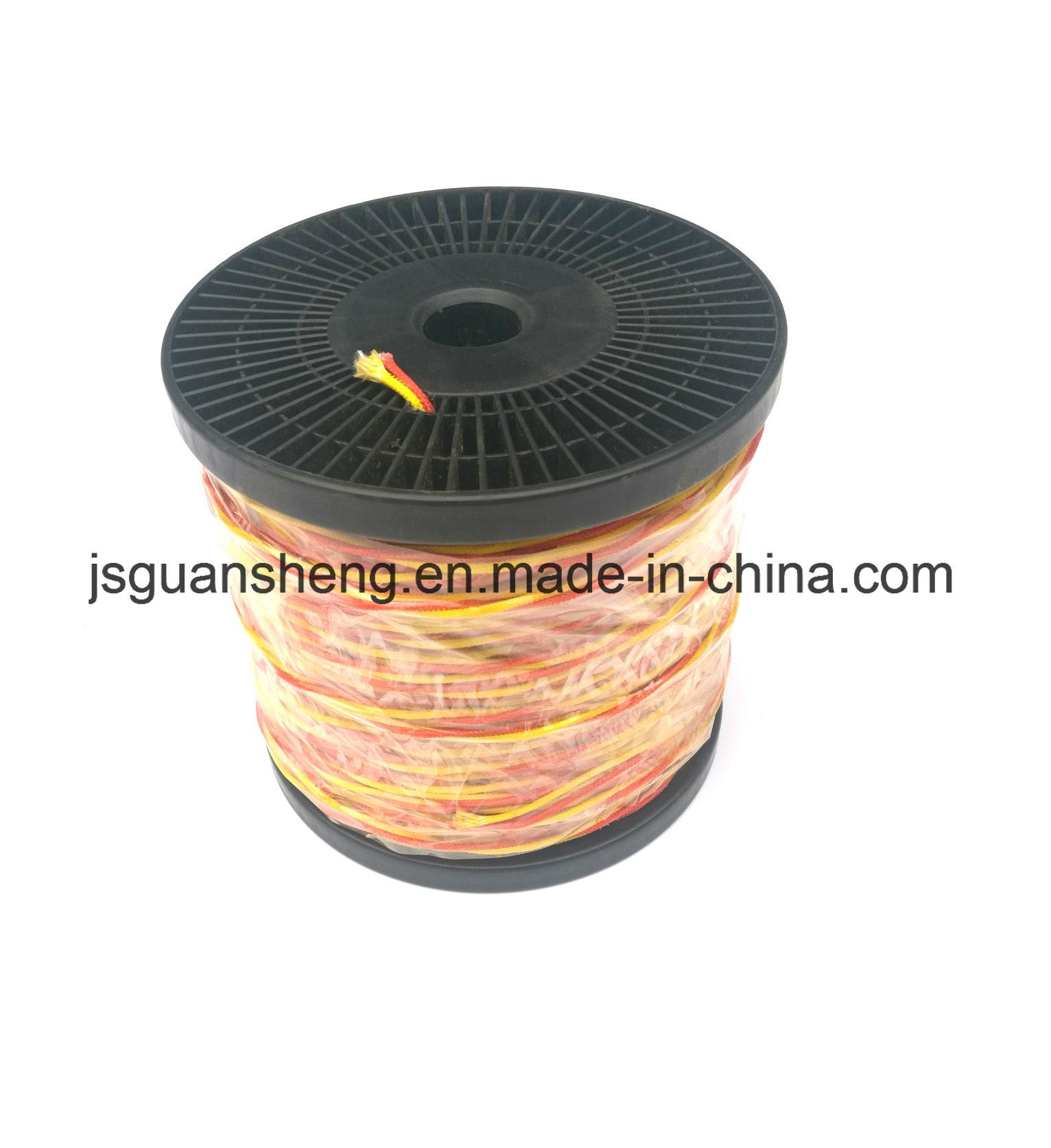 China Type K Thermocouple Wires Red Yellow for Pwht - China ...