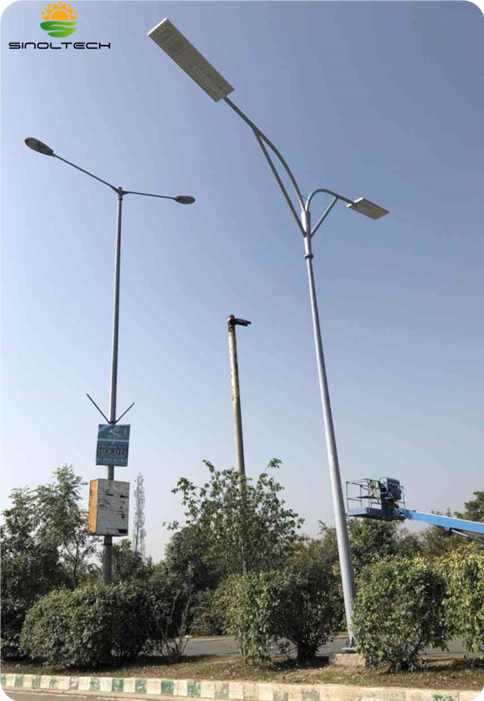Hot Item All In One 100w Led Outdoor Solar Lighting Fixtures Snsty 2100
