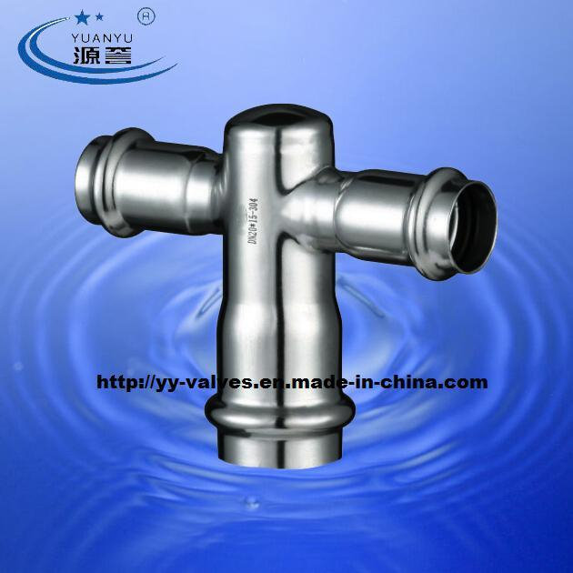 Stainless Steel Compression Pipe Fittings