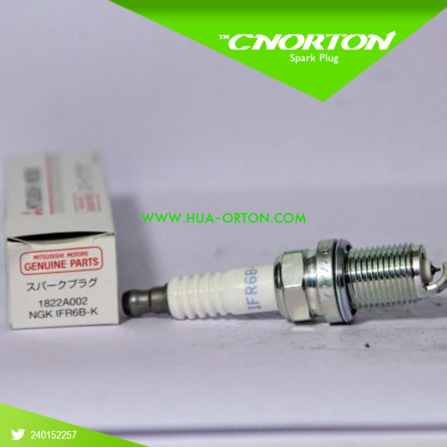 China Auto Parts Generator Spark Plug 1822A002 Fit for