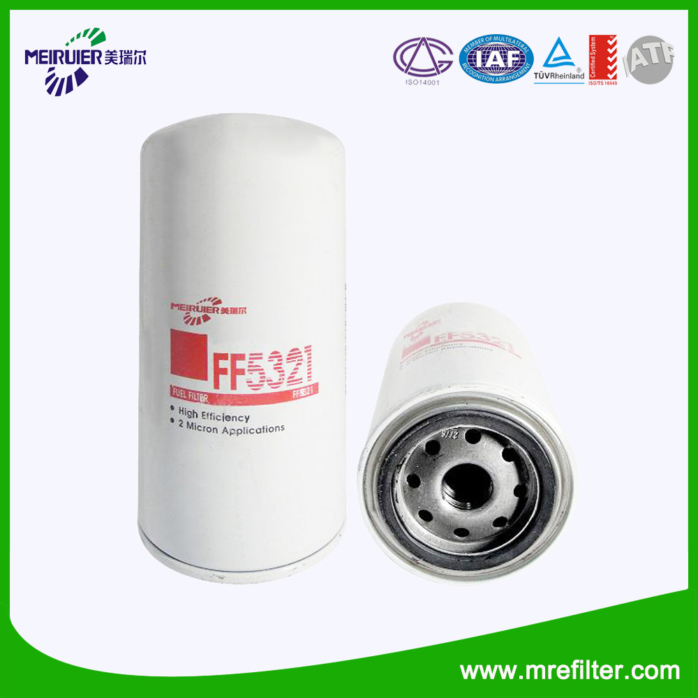 China Generator Engine Filter Factory Diesel Parts Fuel Isuzu Filters Ff5321 Lube