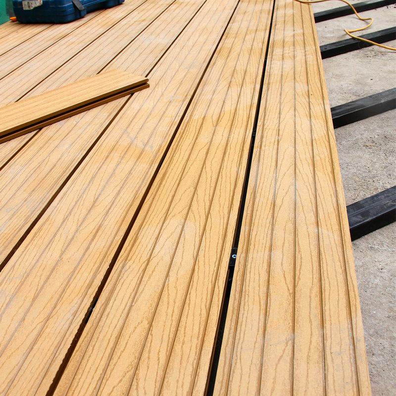 [Hot Item] Artificial Teak Wood for Boat Composite Deck
