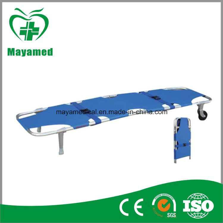 My-K013 High Quality Emergency Aluminum Folding Strong Stretcher