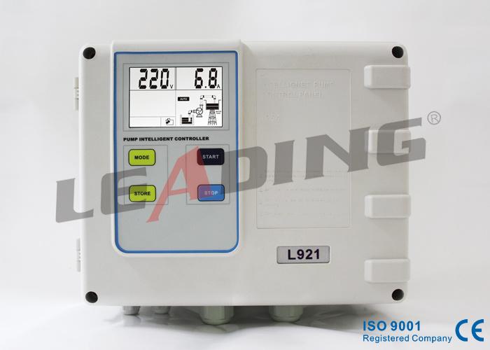 China 50Hz / 60Hz Simplex Pump Controller, Digital Control Panel for