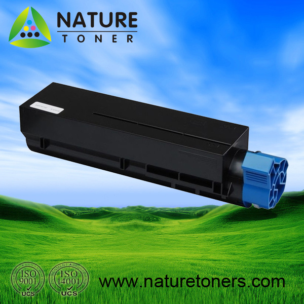 Compatible Toner Cartridge Replacement for OKI B411D 411DN 431D 431DN Laser Printer with Chips