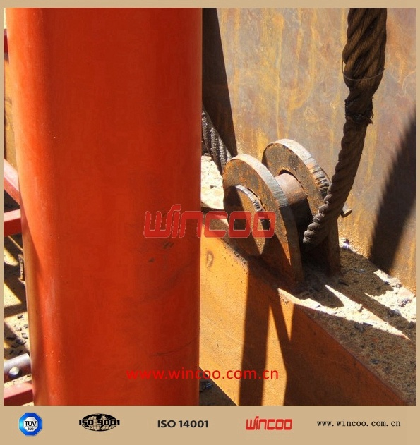 Hydraulic Jack System/ Top to Bottom Tank Construction Equipment pictures & photos