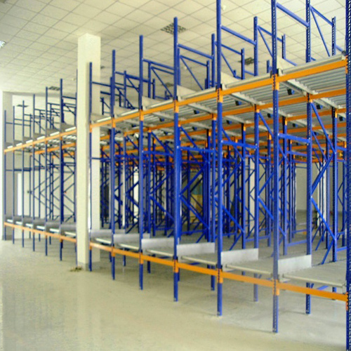 Carton Flow Gravity Racking for Warehouse Storage pictures & photos