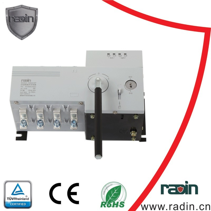 China Reliance Generator Transfer Switch Install Generator ... on