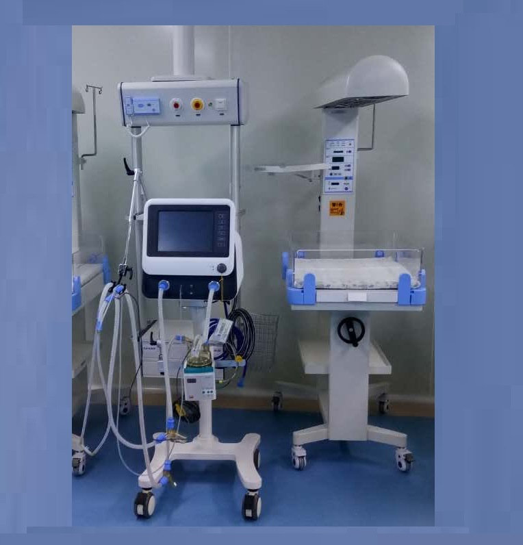 China Nicu Use Medical Neonatal Ventilator With Iso Ce