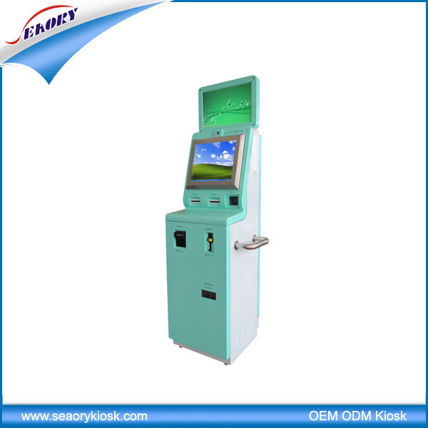 Touch Screen Kiosk/Payment Terminal/Cash Payment Kiosk pictures & photos