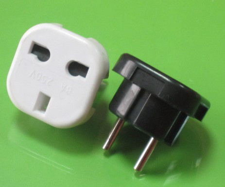 china two round pins socket adapter adaptor abs plug rj 0032 rh plug socket en made in china com