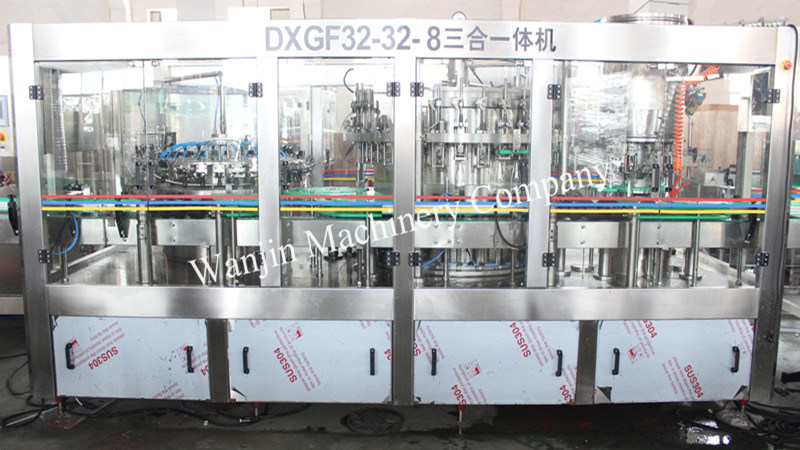 Good Price Automatic Water Filling Bottling Plant