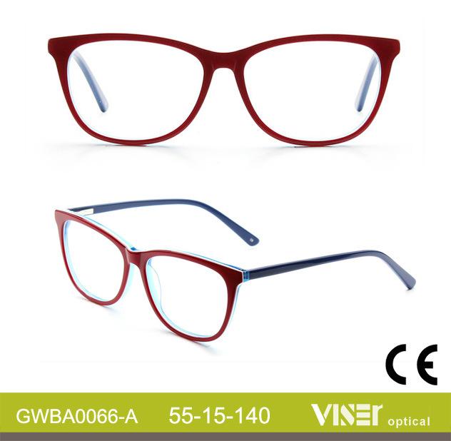 China Fashion Custom Europe Design Optical Glasses Frames Italy ...