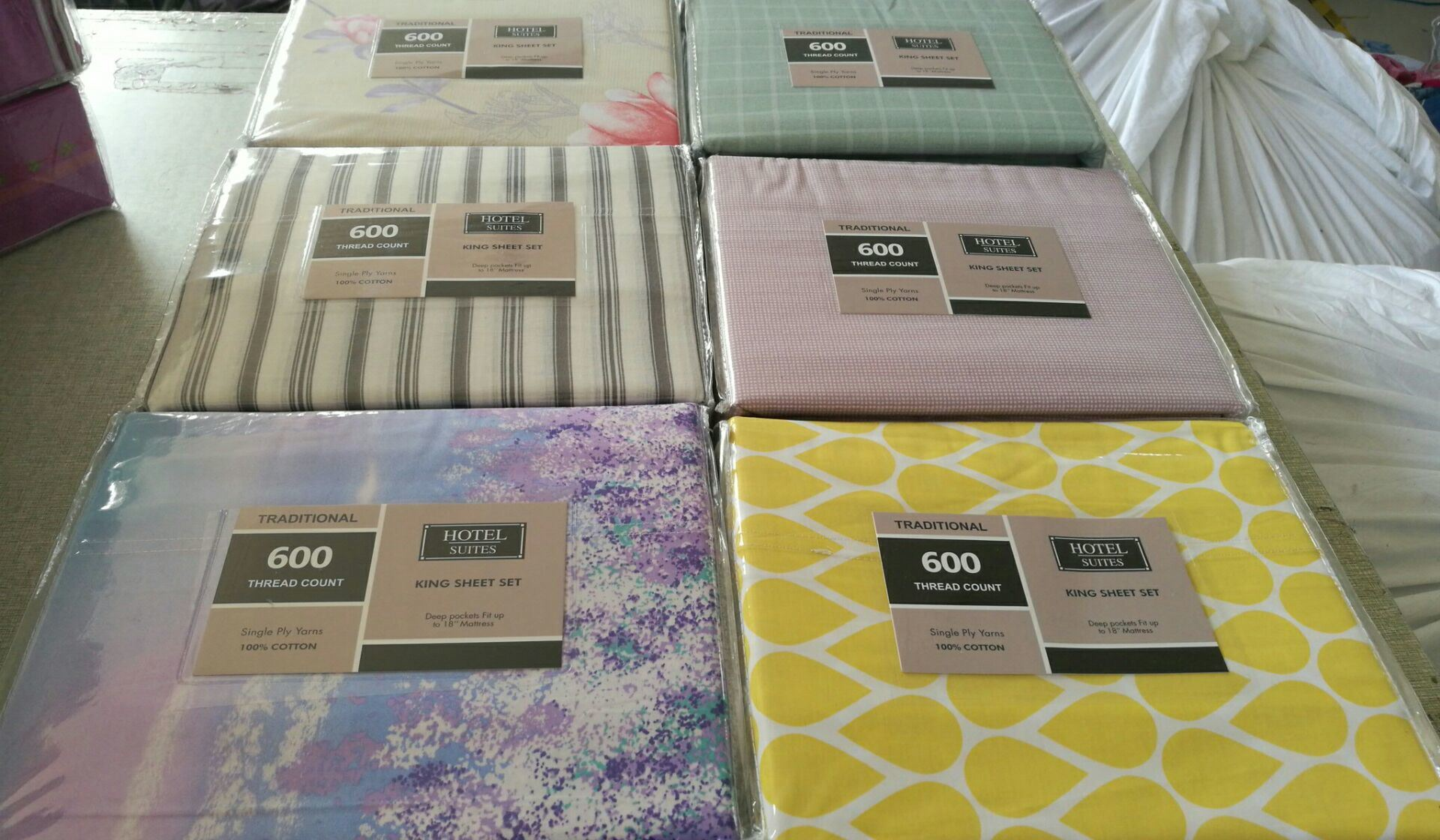 China 200t Pure Cotton Print Bed Sheets Bedding Set Stock Fabric Cheap Mixted Design China Sheet Set And Bed Sheets Price