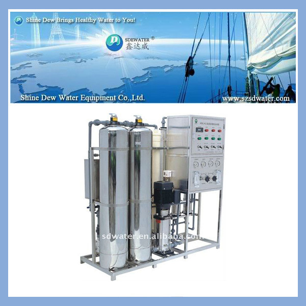 RO Water Purification Filter with UV Sterilizer