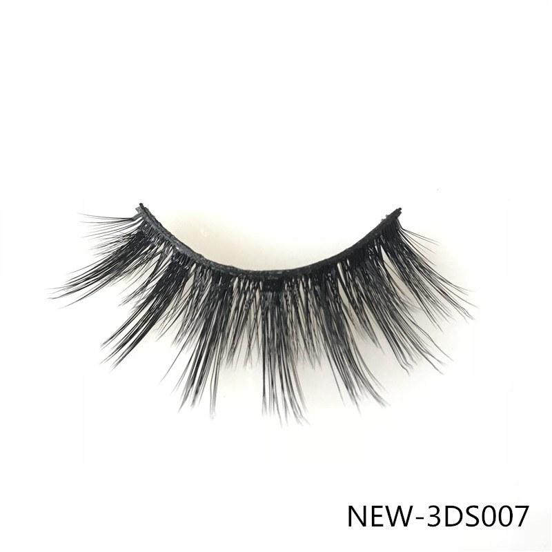 China Own Brand Free Samples Private Label Mink Eyelashes 3d Mink