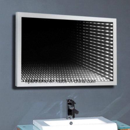 China Large Led Wall Mounted Bathroom Infinity Mirror With Rgb China Led Infinity Mirror Magic Mirror